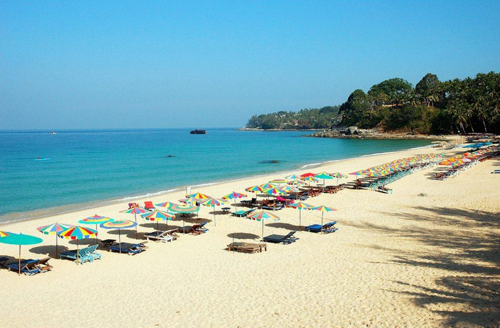 Пляж Сурин Таиланд